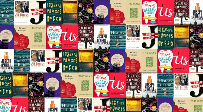 To Rise Again At A Decent Hour – Booker Prize Longlist