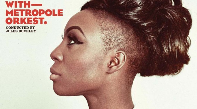 Laura Mvula with The Metropole Orkest screening at Genesis Cinema