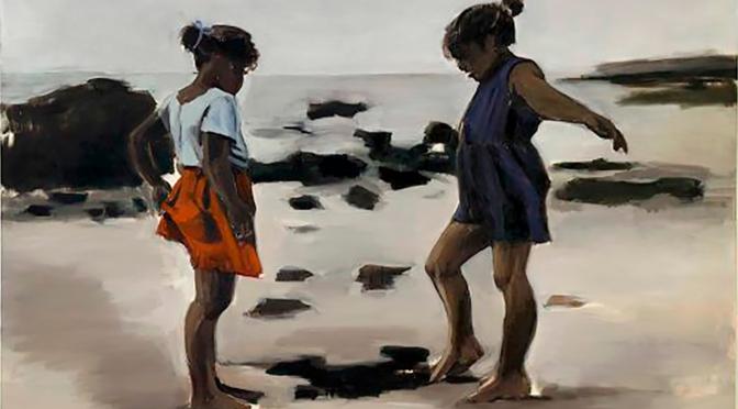 Join artist Lynette Yiadom-Boakye